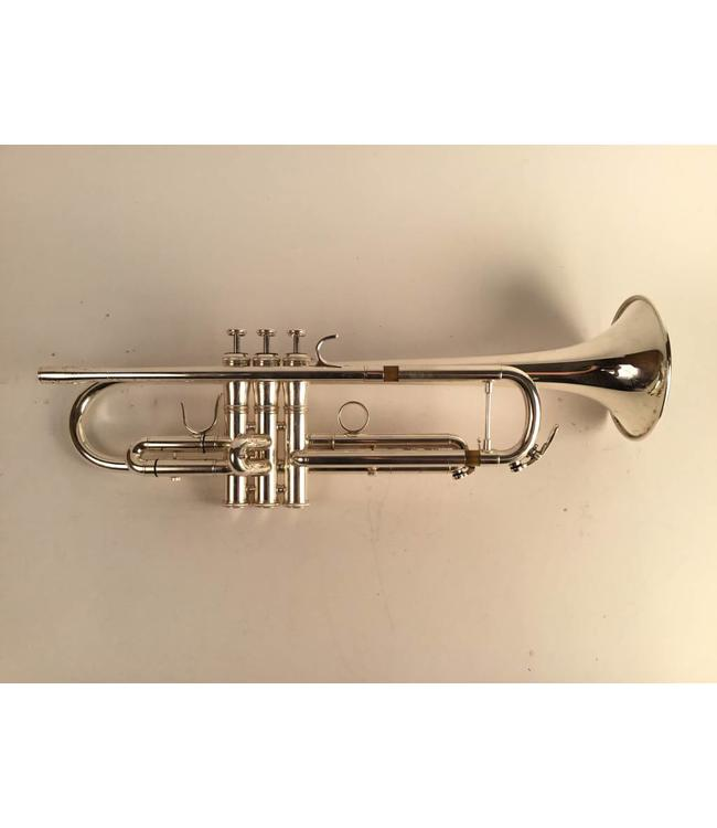 Jupiter Used Jupiter XO JTR-1600IS Roger Ingram model Bb trumpet in silver plate