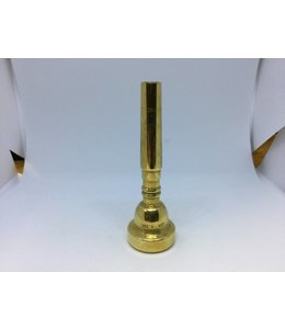 Shires Used Shires 1.25C trumpet mouthpiece, gold plate