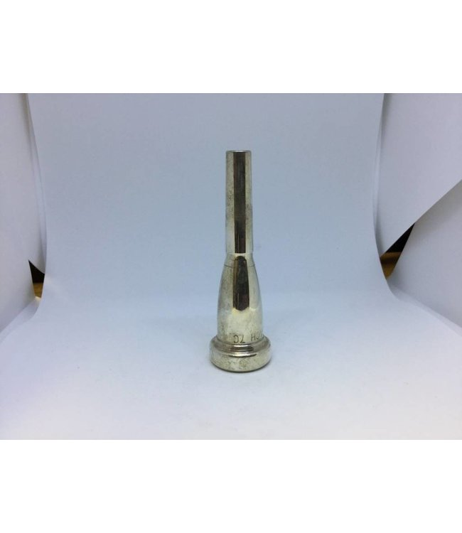 Bach Used Bach 7C Megatone trumpet mouthpiece, large letters