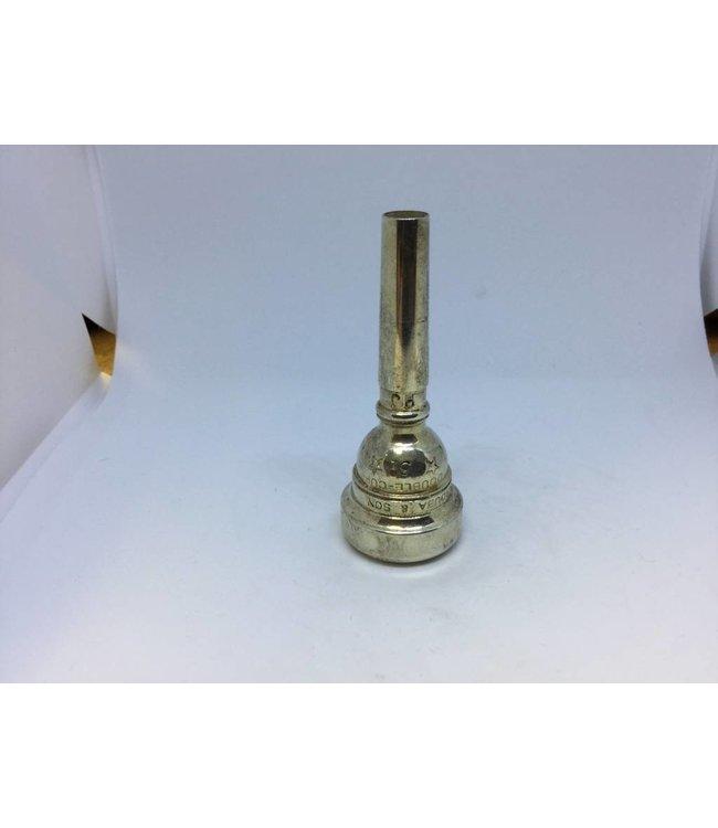 Parduba Used Parduba 5 1/2 Harry James cornet mouthpiece