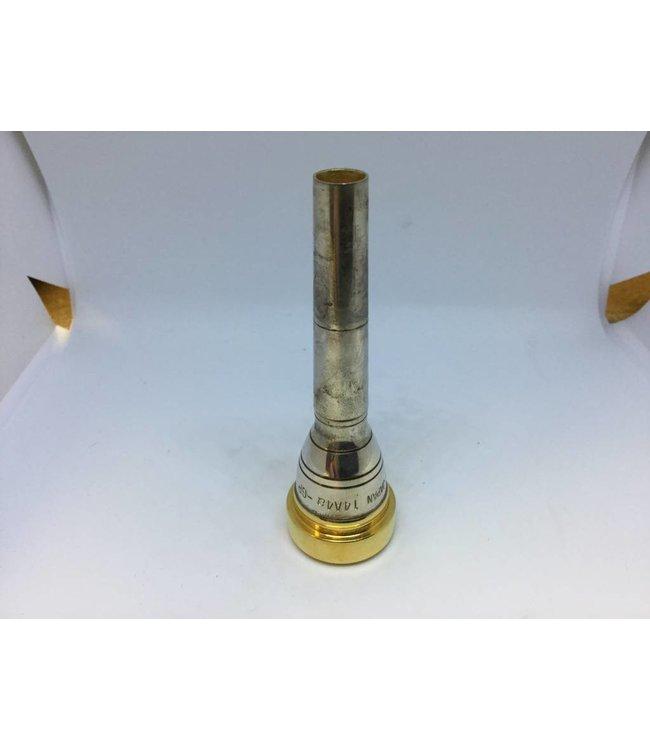 Yamaha Used Yamaha 14A4a heavyweight gold plate rim trumpet mouthpiece