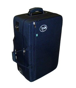 Marcus Bonna Marcus Bonna 2 Trumpets and Flugel Case- Black