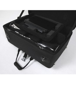 Marcus Bonna Marcus Bonna Case for 4 Trumpets and Laptop- Black