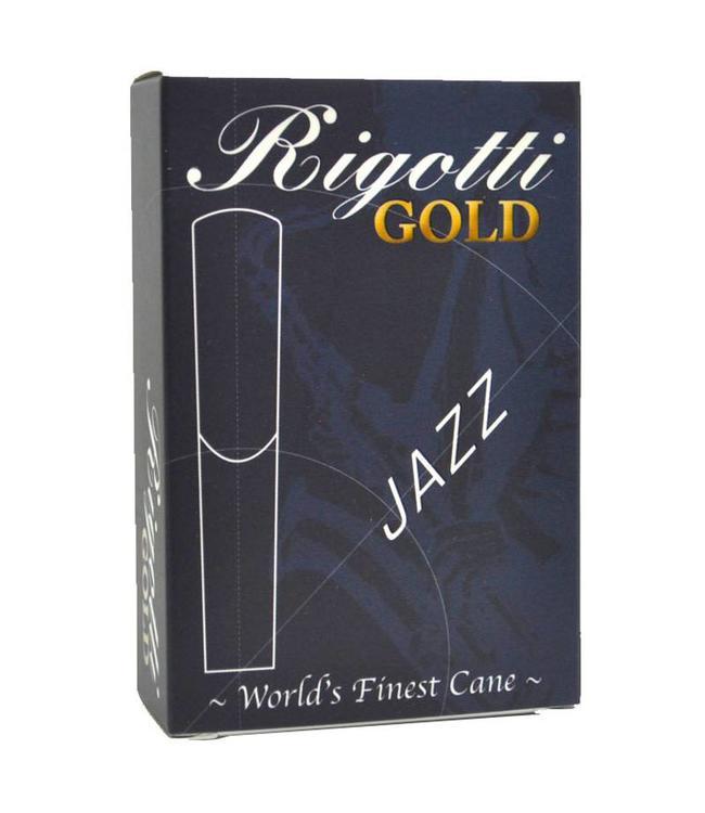 Rigotti Rigotti Gold Jazz Baritone Saxophone Reeds