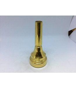 Denis Wick Used Denis Wick 3 tenor horn mouthpiece, gold plate