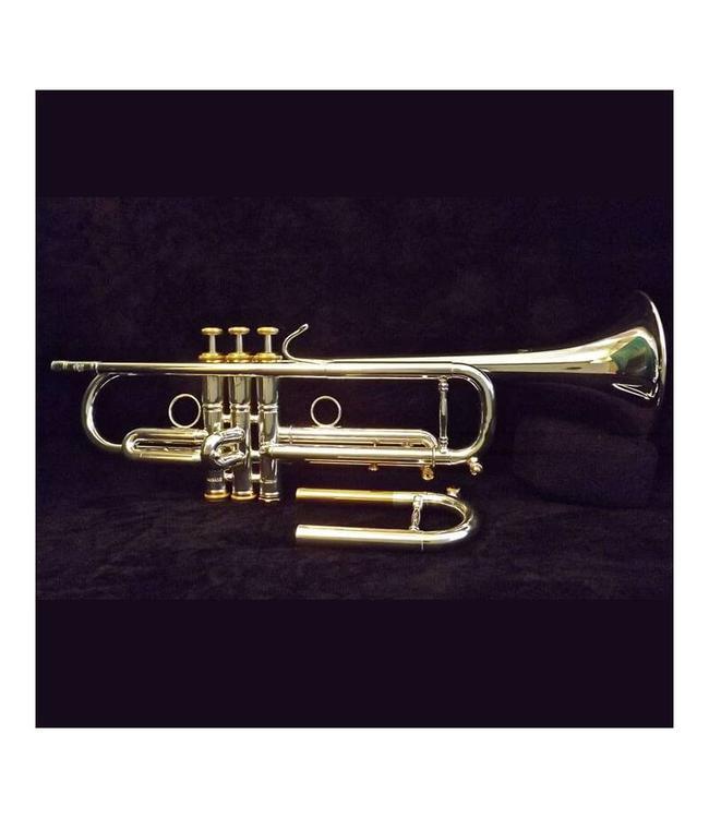 Stomvi Stomvi VRII Lightweight Silver Plated Bb Trumpet