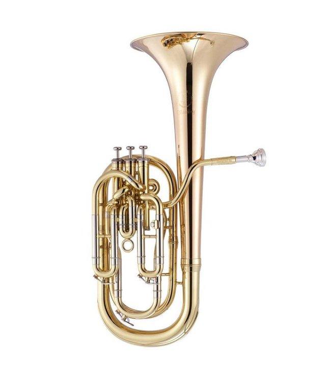 John Packer John Packer JP373 Sterling Baritone Horn Lacquer