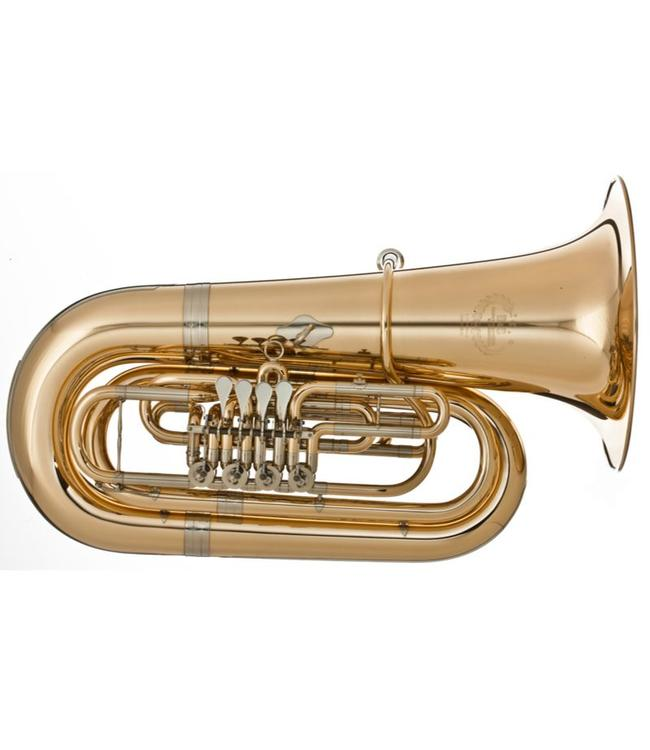 B&S B&S GR55 5/4 size BBb rotary tuba