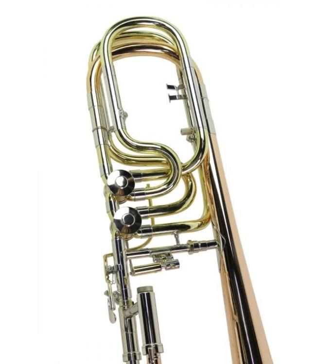 Rath Rath R9 Bb/F/Gb Custom Bass Trombone with Independent Rotax Valves