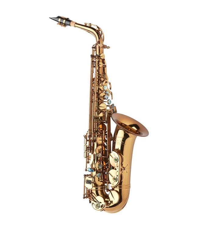P. Mauriat P Mauriat PMXA-67RCL Professional Alto Saxophone - Cognac Lacquer
