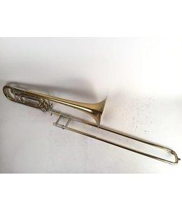 "Bach Used Bach 36B ""Corporation"" Bb/F Tenor Trombone"