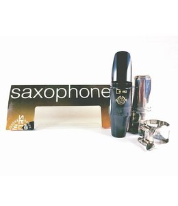 Selmer Paris Selmer Paris 0S404C1 Tenor Saxophone Mouthpiece with Metal Ligature and Cap
