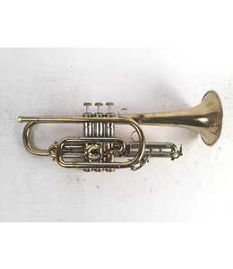 Bach Used Bach 'New York' Bb cornet