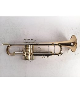 Bach Used Bach 65G/44 MLV bore Bb trumpet in lacquer finish.