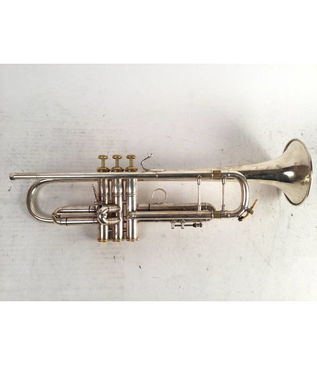 Bach Used Bach 37S, with gold trim, Bb Trumpet