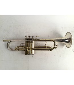"King Used King SilverSonic Super-20 ""Symphony"" model Bb trumpet"