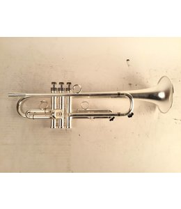 Harrelson Used Harrelson Prototype HT5.1 Bb trumpet in brushed silver with polished trim