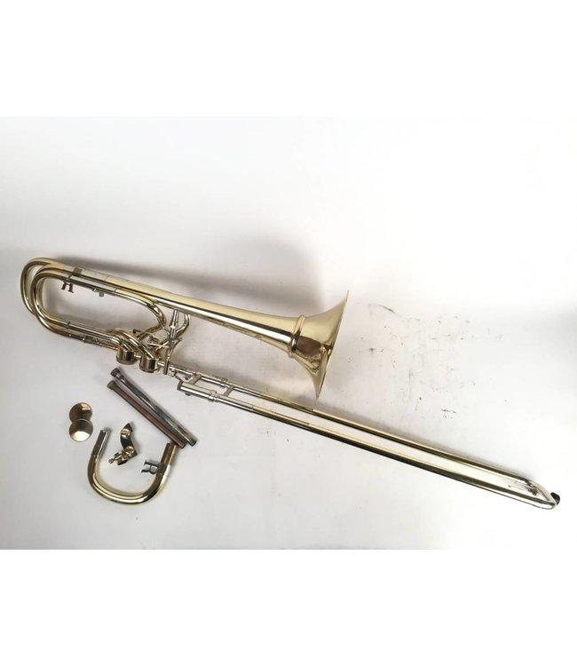 Rath Used Rath R9 Bb/F/Gb/D Cut Bell Bass Trombone