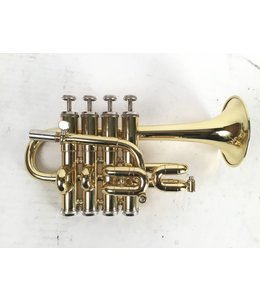 Getzen Used Getzen Eterna Bb/A piccolo trumpet