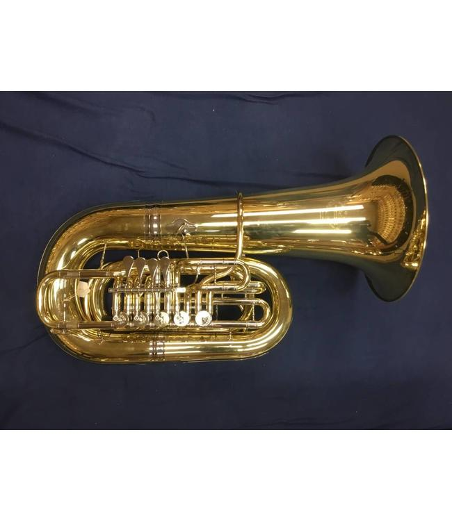 B&S Used B&S MRPCC tuba in lacquer