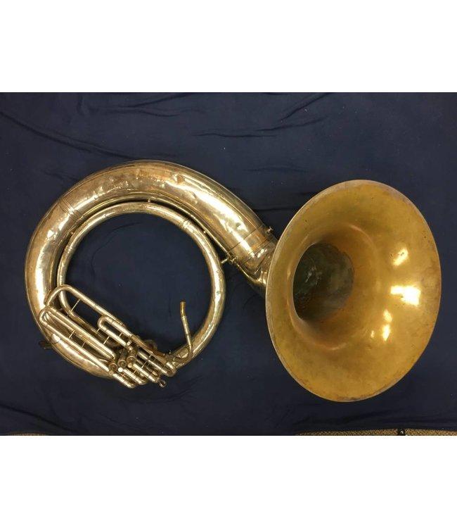 Conn Used Conn Grand BBb sousaphone