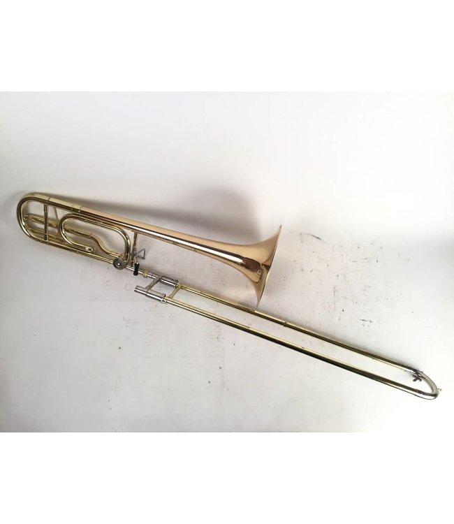 """Getzen Used Getzen 525 """"Capri"""" Bb/F Tenor Trombone"""