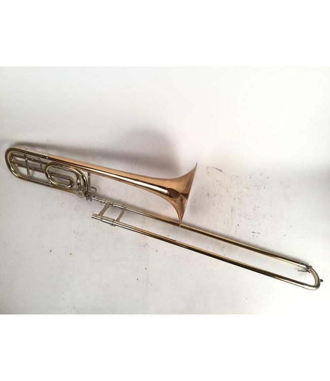 "Conn Used Conn ""Elkhart"" 88H Bb/F Tenor Trombone"