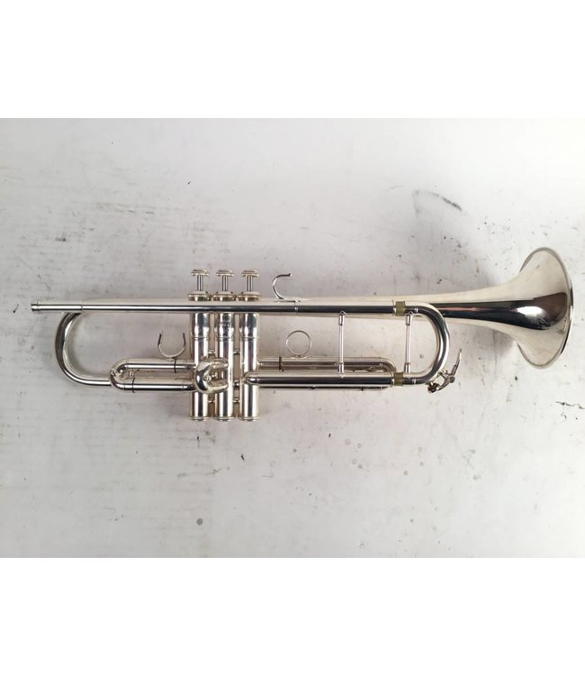 Yamaha Used Yamaha Artist Model YTR-9335CHSII (2nd Gen) Chicago Bb trumpet