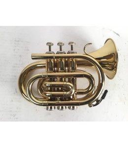 Merano Used Merano Bb Pocket Trumpet