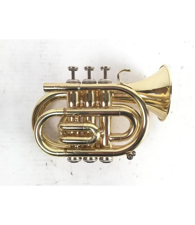 Jupiter Used Jupiter JTR416 Pocket Trumpet