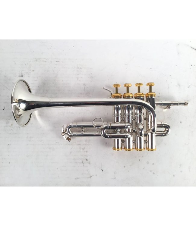 Bach Used Bach VBS196 Bb/A Piccolo Trumpet