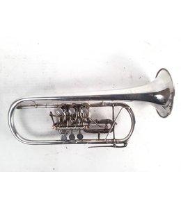 Peter Baumann Used Peter Baumann rotary C trumpet