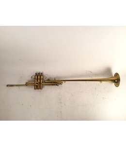 King Used King Bb Herald Trumpet