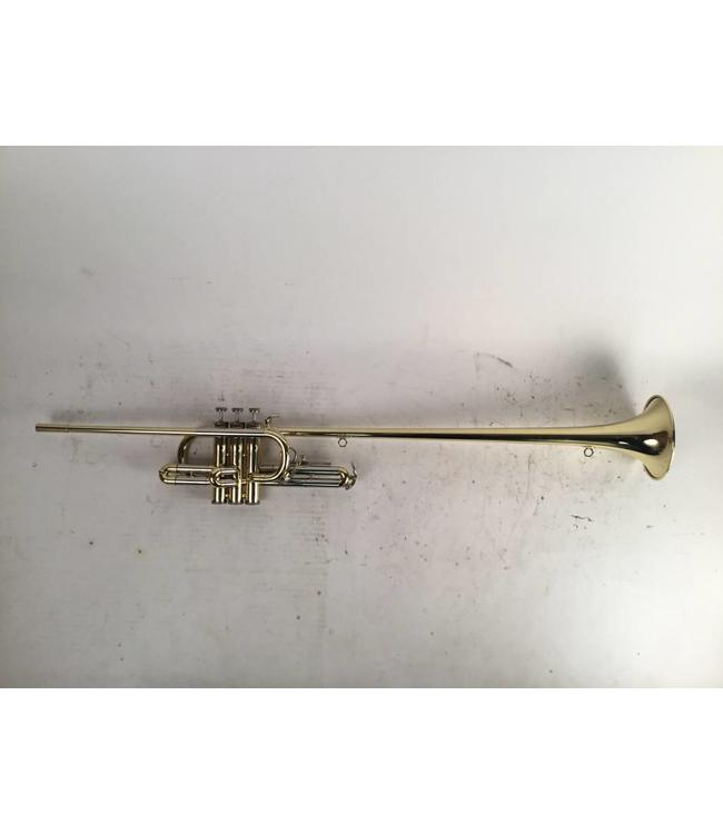 Blessing Used Blessing Bb Herald Trumpet