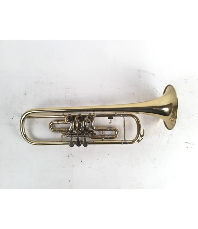Miscellaneous Used Miscellaneous Rotary Bb Trumpet