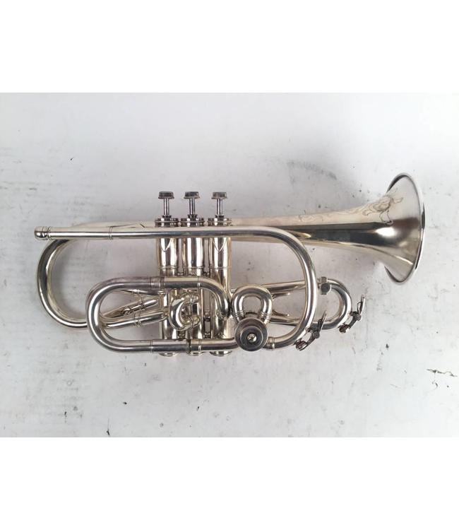 Couturier Used Couturier Conical Bore Bb Cornet