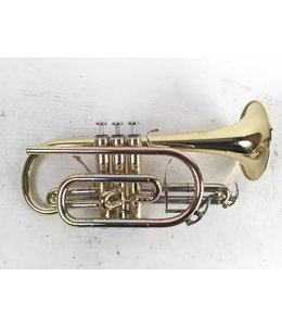 JZ Used JZ model Bb cornet