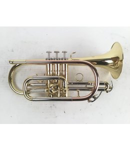 JZ Used JZ model Bb cornet in lacquer