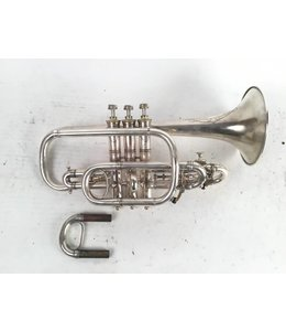 R. Wunderlich Used R. Wunderlich Bb/A Cornet