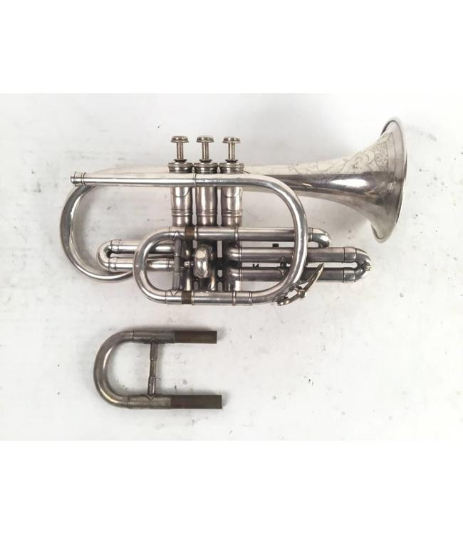 Standard Band Instrument Company Used Standard Band Instrument Company Bb Cornet