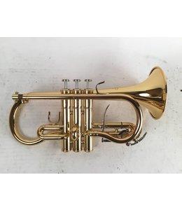 Yamaha Used Yamaha YCR-6610T Eb cornet