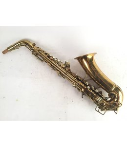 Conn Used Conn Transitional 6M Naked Lady alto sax