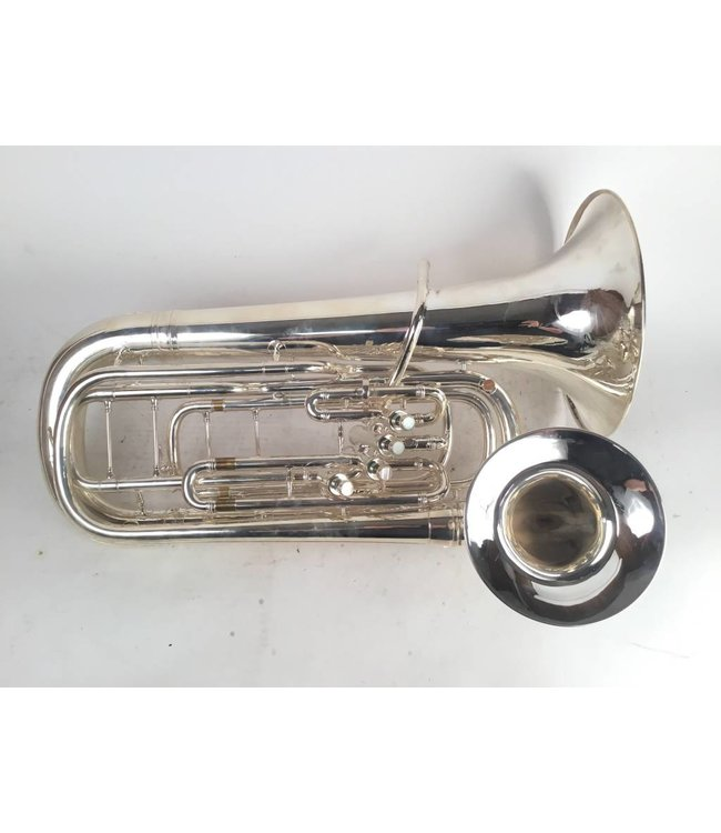 """Conn Used Conn """"Worcester"""" Double Bell Euphonium"""