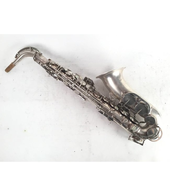 King Used King Zephyr alto sax