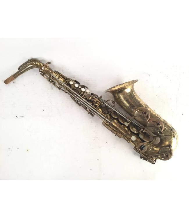 Used Selmer Balanced Action Alto Saxophone