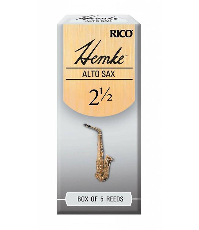 Rico Rico Hemke Alto Saxophone Reeds, Box of 5