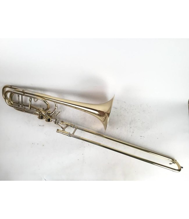 Courtois Used Courtois AC551BH New Yorker Bb/F/Gb(G)/D Bass Trombone