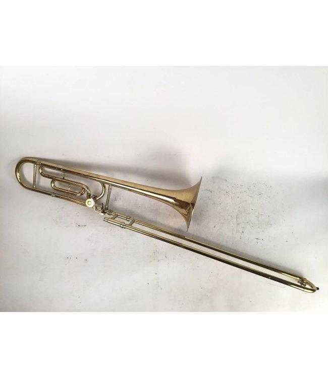 King Used King 607F Bb/F Tenor Trombone