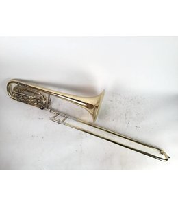 Bach Used Bach 50B2 Bb/F/Eb Bass Trombone