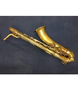 King used King Super 20 bari sax